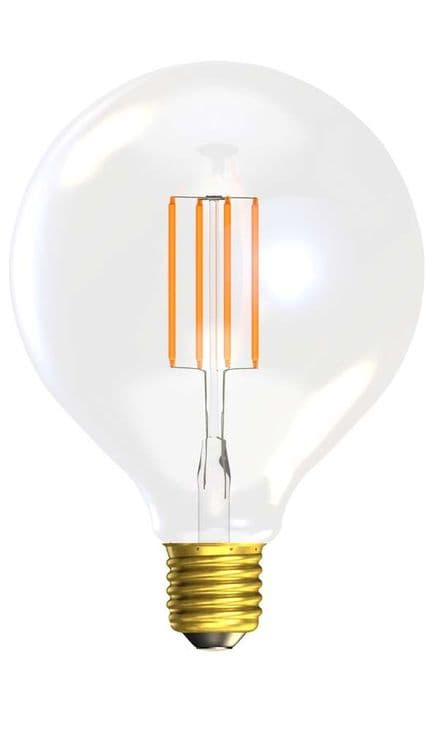 BELL 60139 4W LED Filament Large Globe Clear ES 2700K